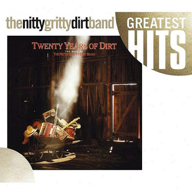 Twenty Years Of Dirt: The Best Of The Nitty Gritty Filth Band (cd Slipcase)