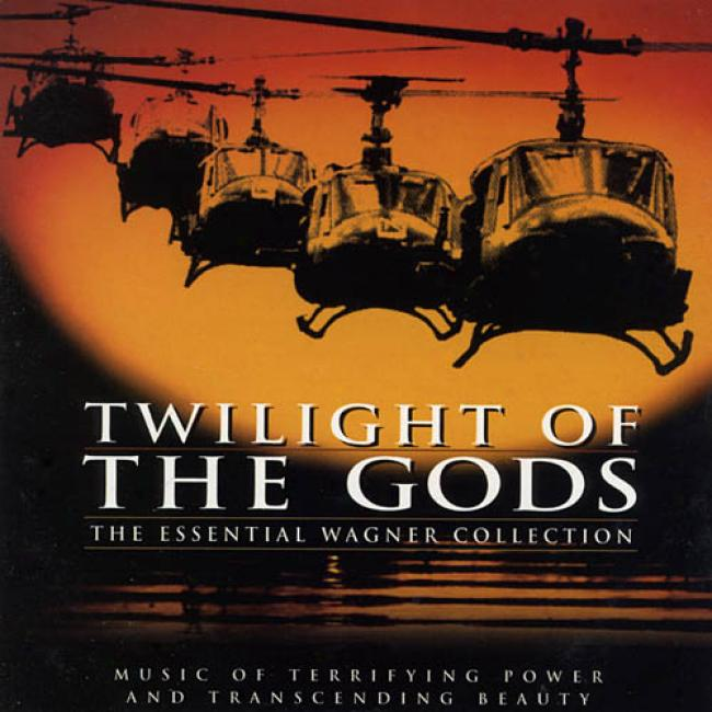 Twilight Of The Gods: The Essential Wagner Collection (2cd)