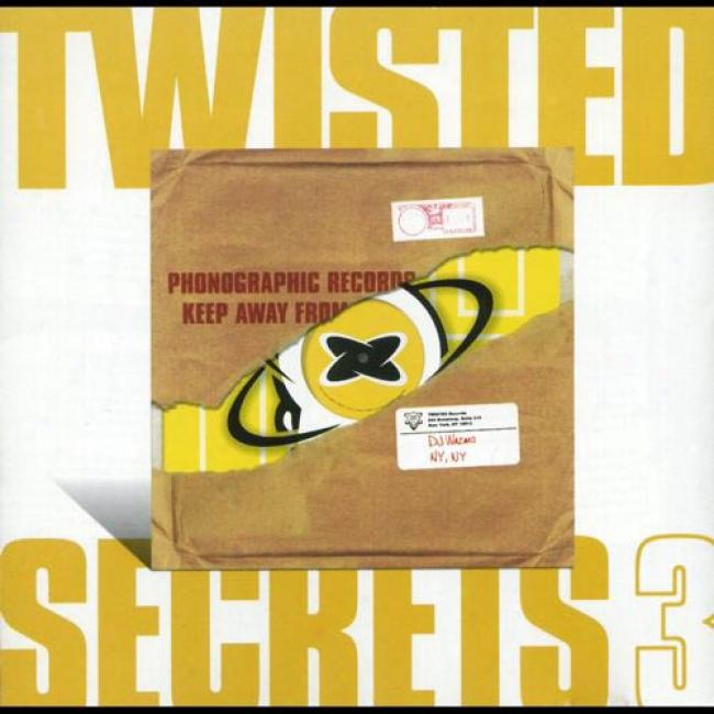 Twisted Secrets 3: Songs Dj's Love... And Love To Keep From Other Dj's