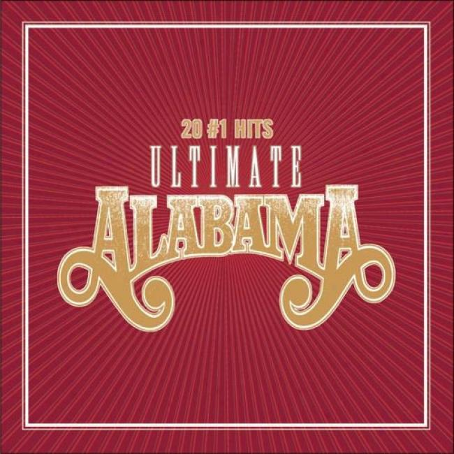 Ultimate Alabama: 20 #1 Hits (eco-friendly Package)