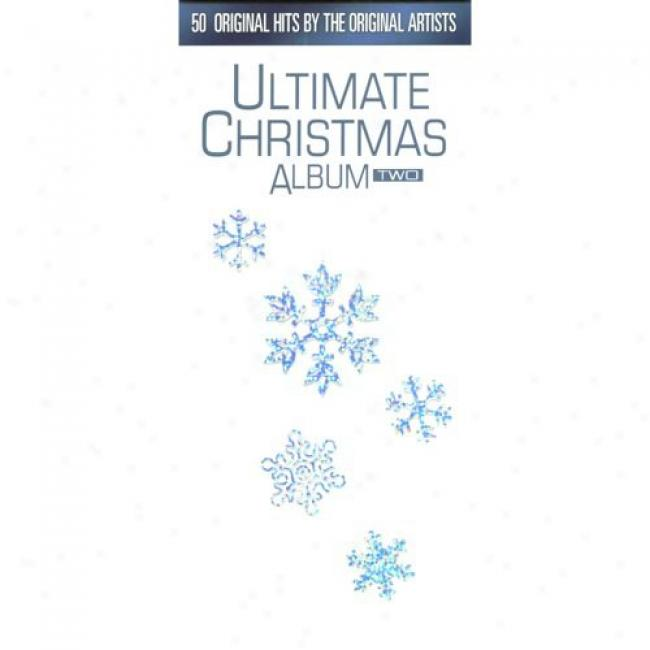 Ultimate Christmas: Album Two (2 Disc Box Set)