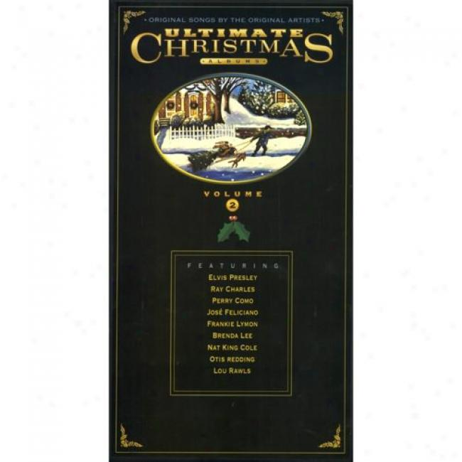 Ultimate Christmas Albums, Vol.2 (2 Disc Box Set)