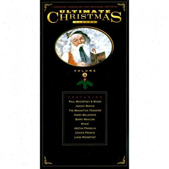 Ultimate Christmas Albums, Vol.3 (2 Disc Box Set)