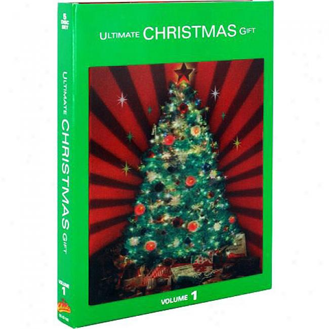 Ultimate Christmas Gift, Vol.1 (1 Disc Box Set) (oncludes 3 Dvds)