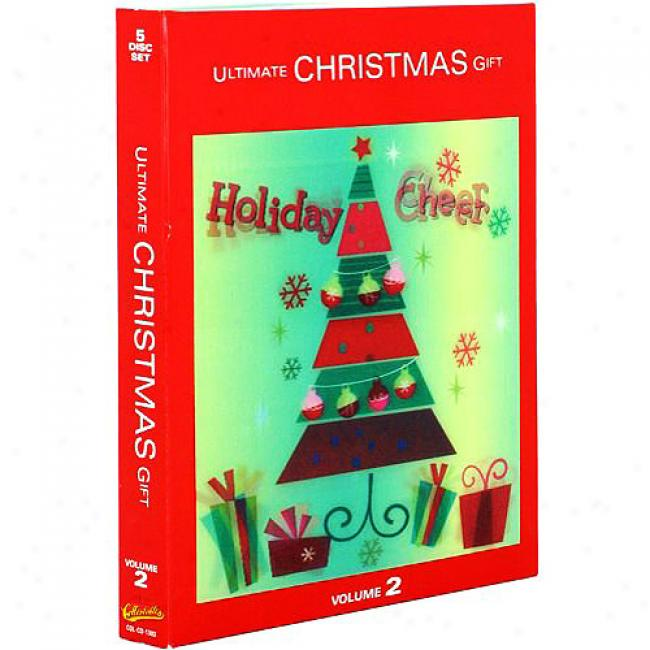 Ultimate Christmas Gift, Vol.2 (2 Disc Box Set) (includes 3 Dvds)