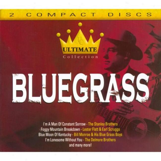 Last Collection: Bluegrass (2cd) (digi-pak)