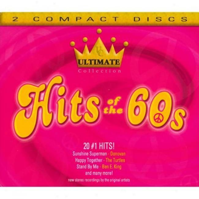 Ultimate Collection: Hits Of The 60's (2cd) (digi-pak)