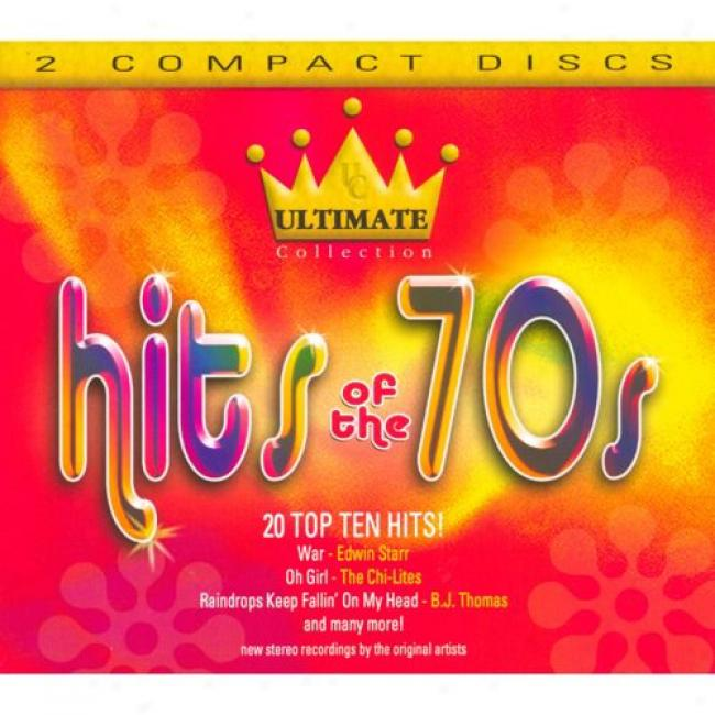 Ultimate Collection: Hits Of The 70's (2cd) (digi-pak)
