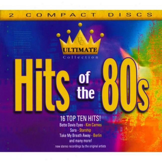 Ultimate Collection: Hits Of The 80's (2cd) (digi-pak)