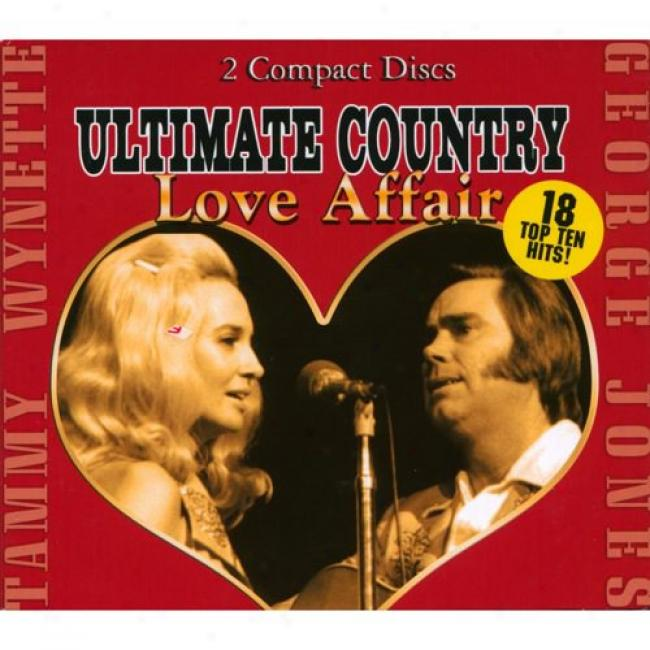 Ultimate Country: Love Affair (2cd) (digi-pak)