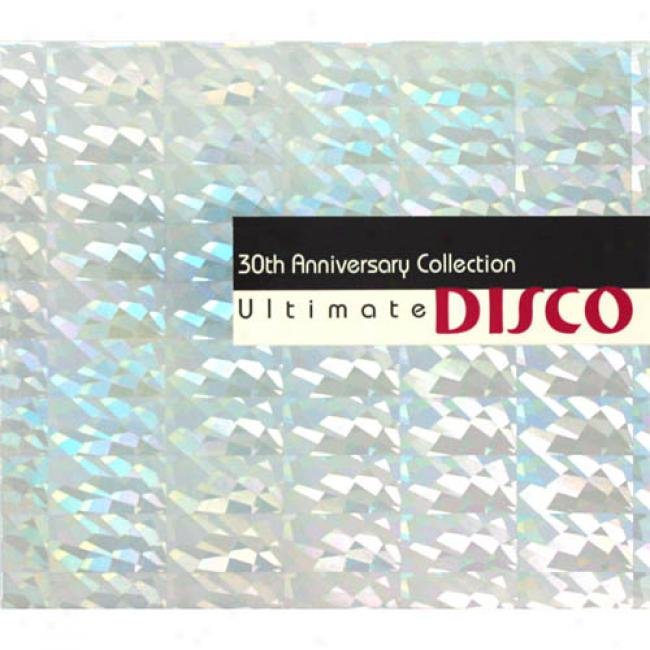Ultimate Disco: 30th Anniversary Collection (2cd) (cd Slipcase)