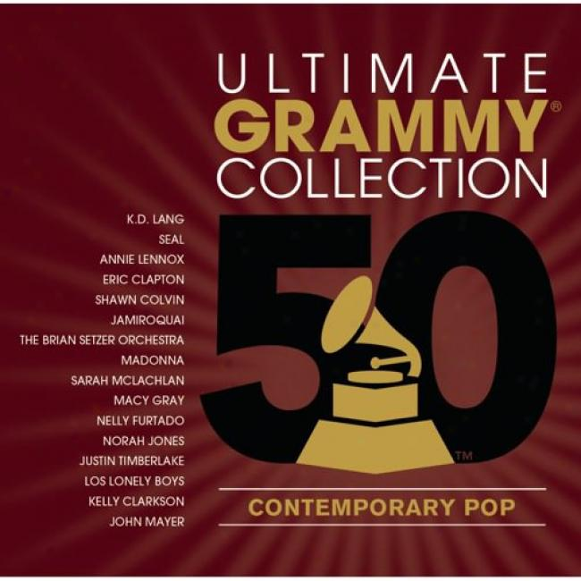 Bring into use Grammy Collection: Contemporary Country