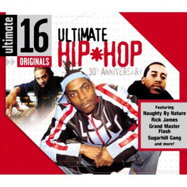 Ultimate Hip Hop: 30th Anniversary (cd Slipcase)