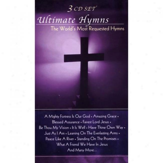 Ultimate Hymns: The World's Most Requested Hymns (3 Disc Box Set)