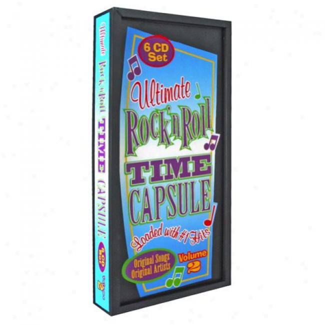 Ultimate Rock 'n Roll Time Capsule, Vol.2 (box Set)