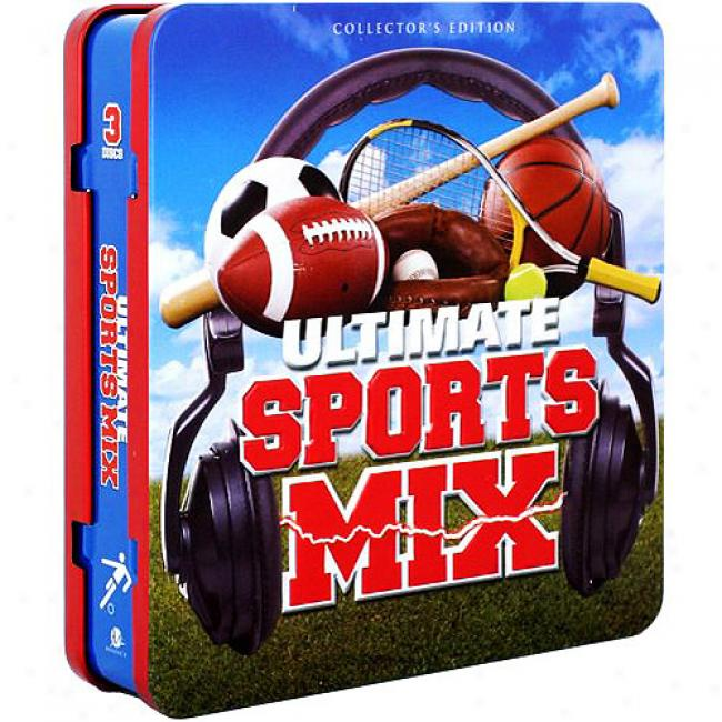 Ultimate Sports Mix (collector's Edition) (2 Disc Box Set)( includes Dvd)