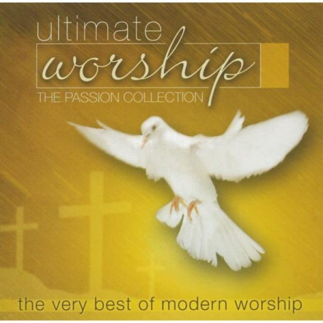 Ultimate Worship: The Passion Collection (2cd)