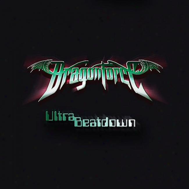 Ultra Beatdown (special Edition) (includes Dvd) (cd Slipcase)