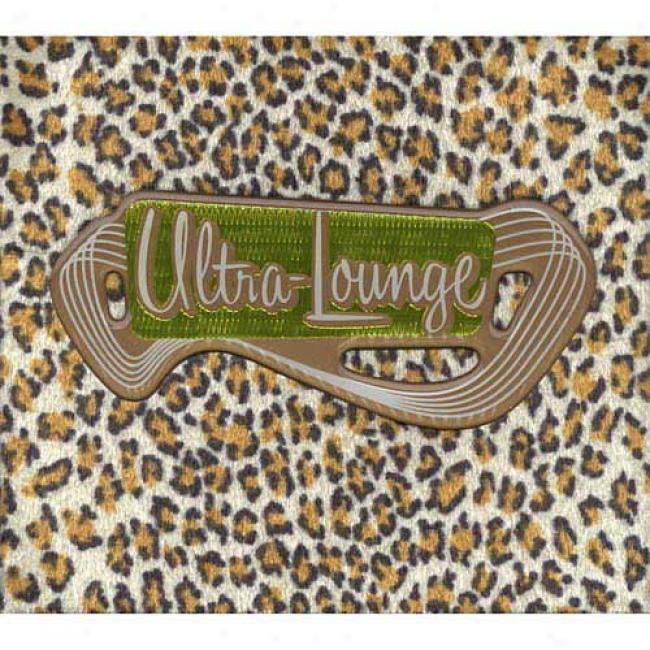 Ultraist Lounge: Fuzzy Sampler (digi-pak) (remaster)