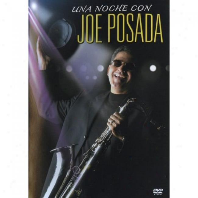 Una Noche Con Joe Posada (music Dvd) (amaray Case)