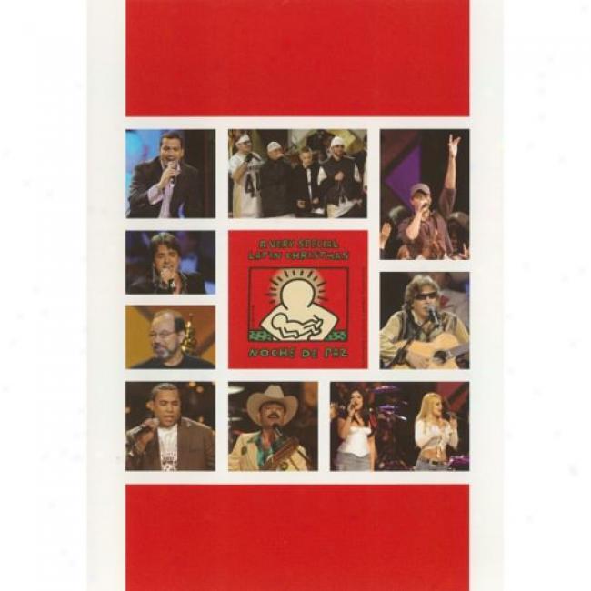 Una Noche De Paz/una Navidad Latina Muy Especial (music Dvd) (amaray Case)