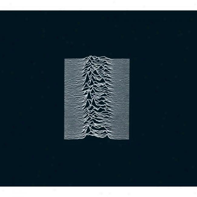 Unknown Pleasures (2cd)(cd Slipcase) (remaster)