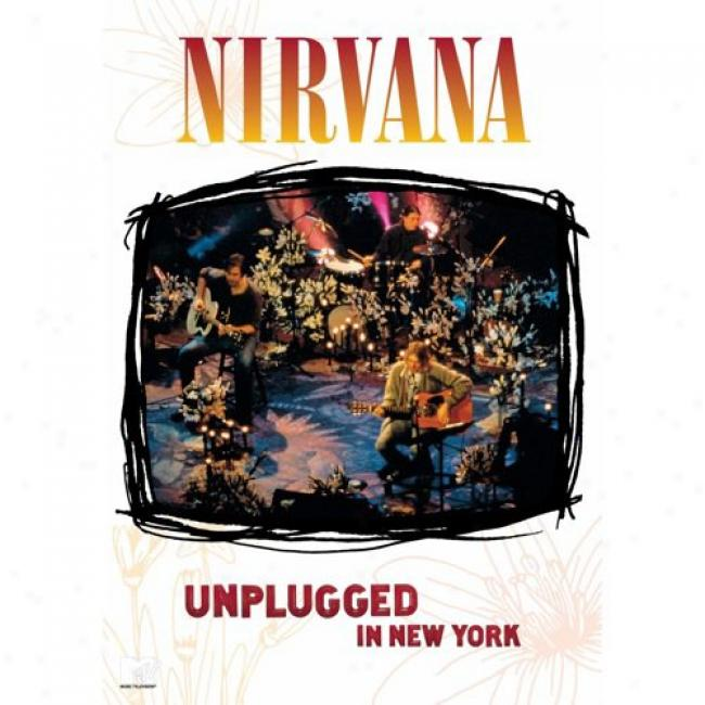 Unplugged In New York (music Dvd) (amaray Case)