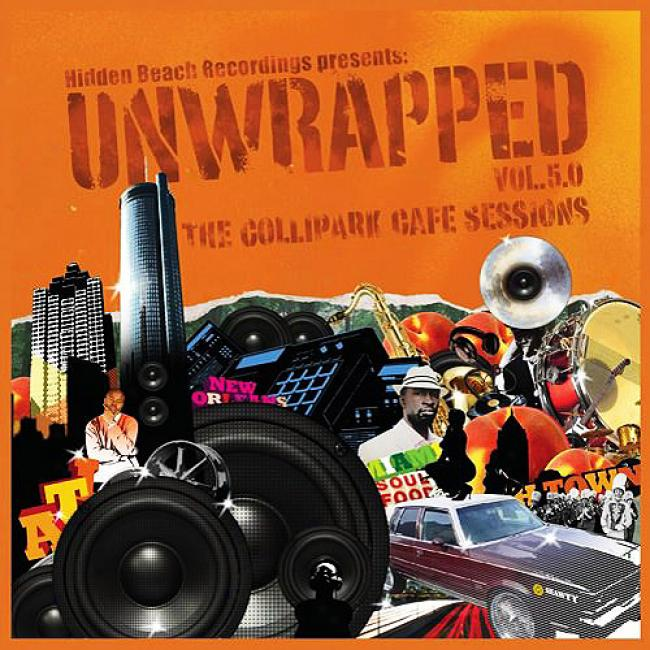 Unwraapped, Vol.5.0: The Collipark Cafe Sessions