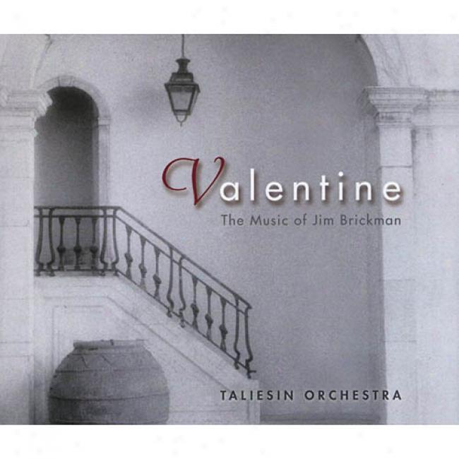 Valentine: The Music Of Jim Brickman (cd Slipcase)