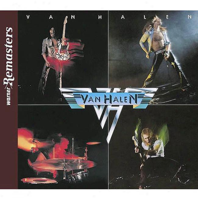 Van Halen (wal-mart Exclusive) (eco-friendly Padkage) (remaster)