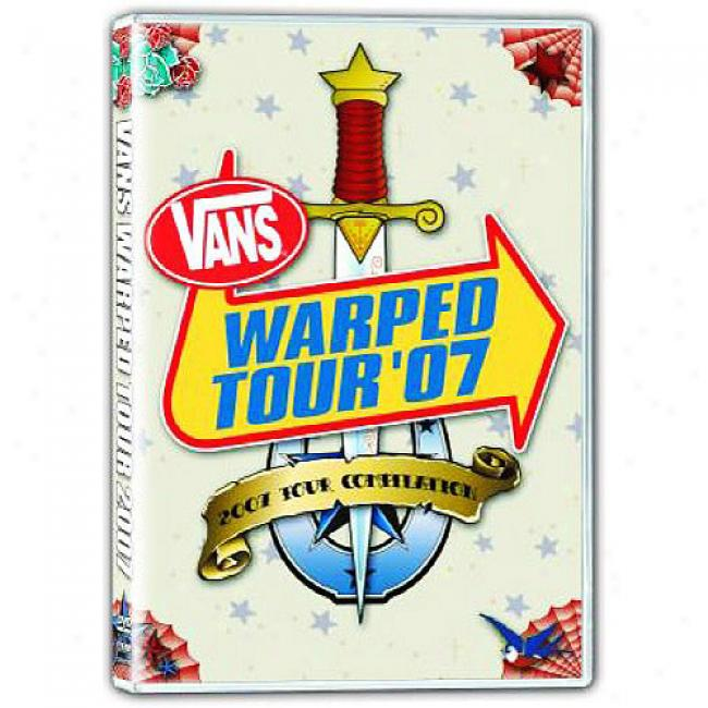 Vans Warped Tour '07 (music Dvd) (amaray Case)