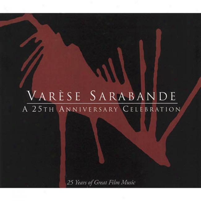 Varese Sarabande: A 25th Anniversary Collection (4cd)