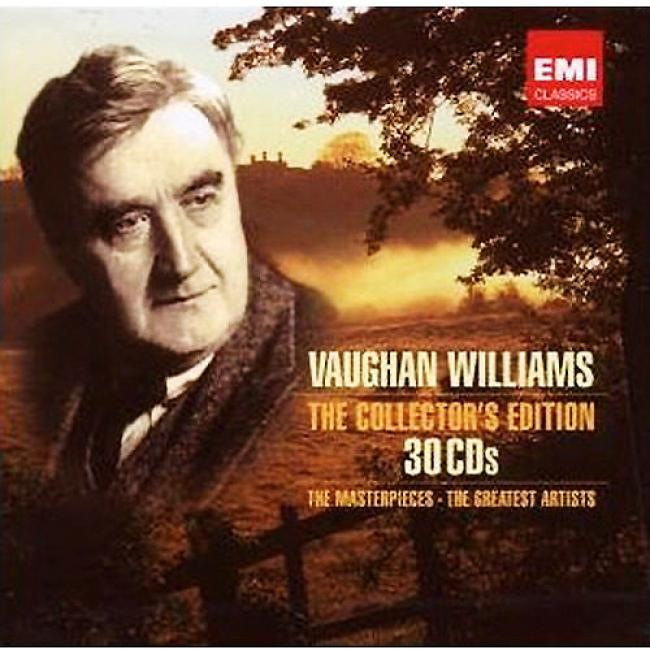 Vaughan Williams (collector's Edition) (30 Cd)