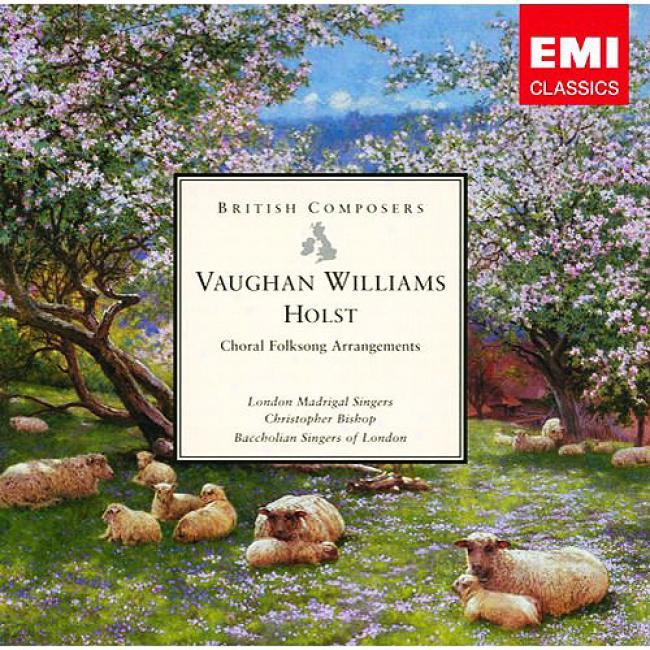 Vaughan Williams/holst: Psalm-tune Folksong Arrangements