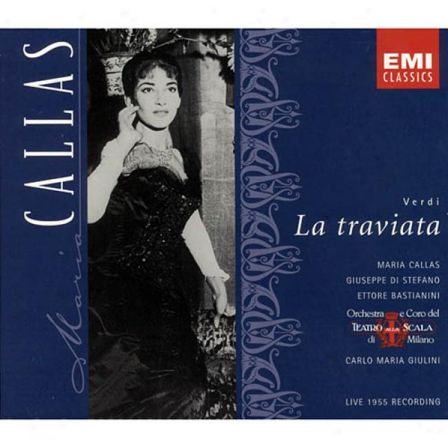 Verdi: La Traviata (2cd) (cd Slipcase) (remaster)