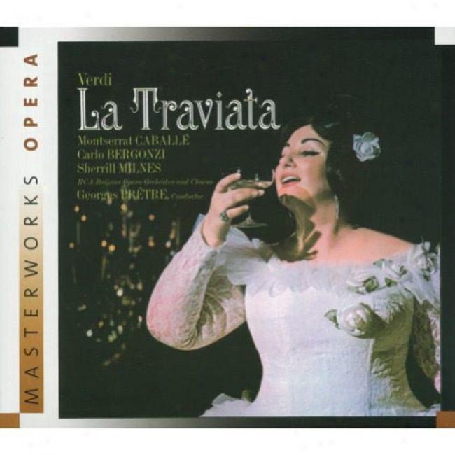 Verdi: La Traviata (2cd) (digi-pak) (remaster)