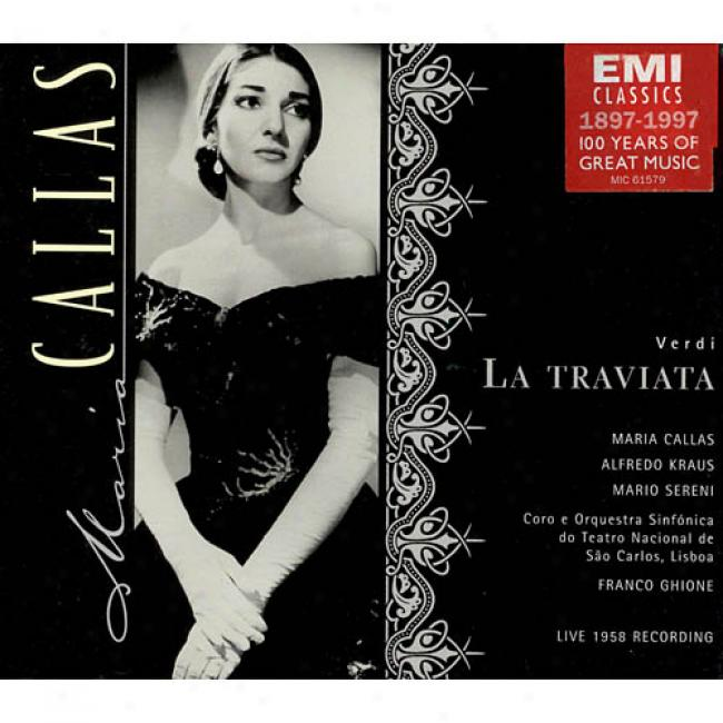 Verdi: La Traviata(2cd) (cd Slipcase) (remaster)
