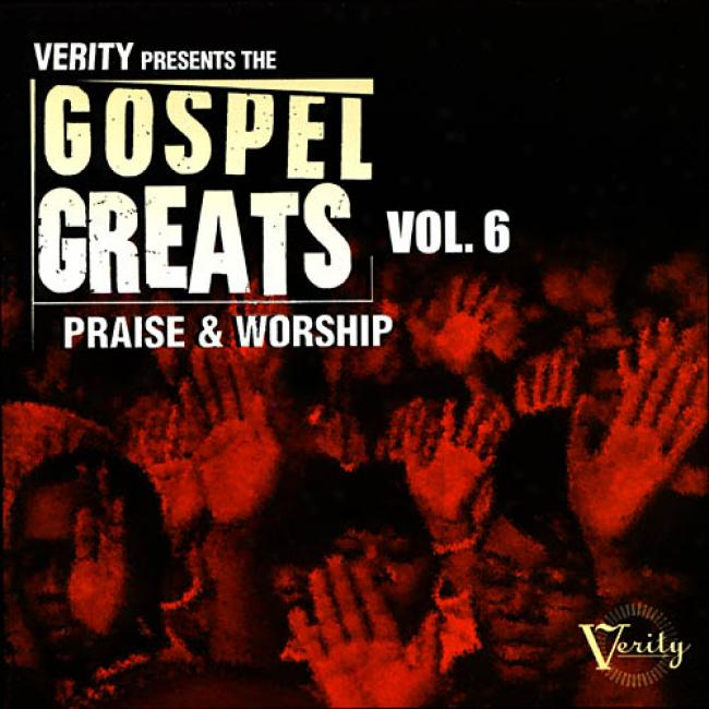 Verity Presents The Gospel Greats, Vol.10: Songs Of Triumph (remaster)