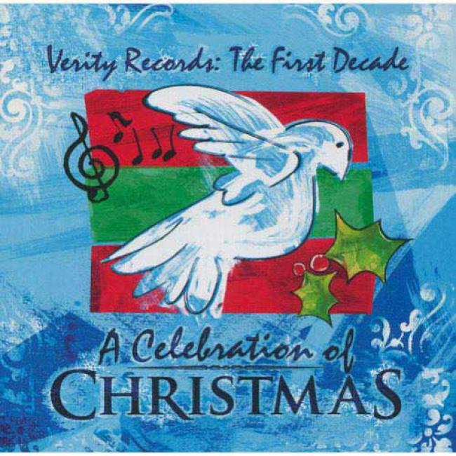 Verity Records: The First Decade, A Celebration Of Christmas (remaster)