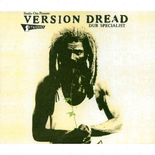 Translation Dread: 18 Dub Hits From Studio One (cd Slipcase)