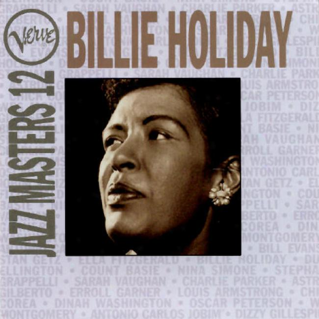 Verve Jazz Masters 12: Billie Holiday (remaster)
