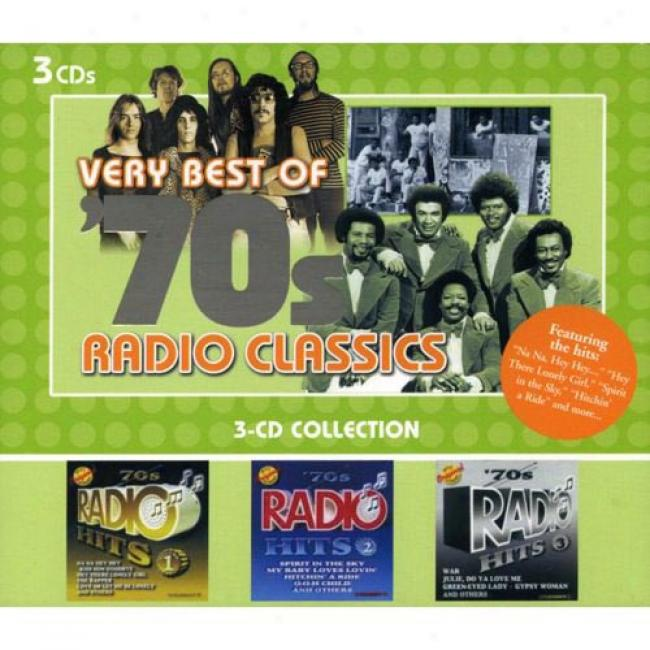 Very Best Of '70s Radii Classics (3 Disc Box Set)