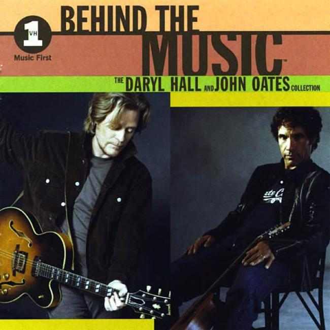 Vh1behind The Music: The Daryl Hall And John Oates Collection