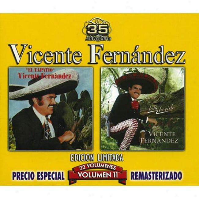 Vicente Fernandez, Vol.11: De Que Manera Te Olvido/lobo Herido (edicipn Limitada) (remaster)