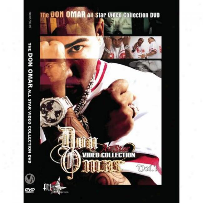 Video Collection, Vol.1 (music Dvd) (amaray Case)