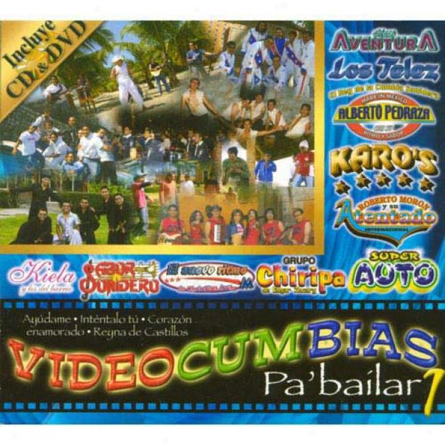 Videocumbias: Pa' Bailar 1 (includes Dvd) (digi-pak)