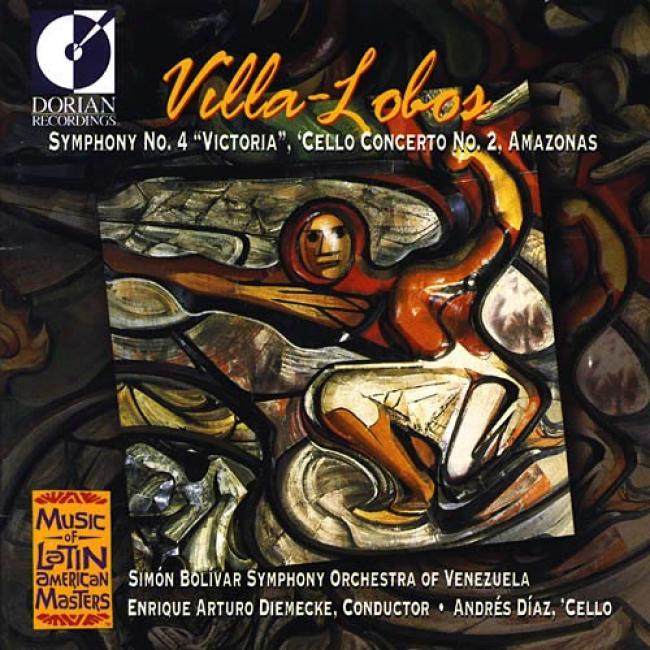 Villa-lobos: Symphony No.4