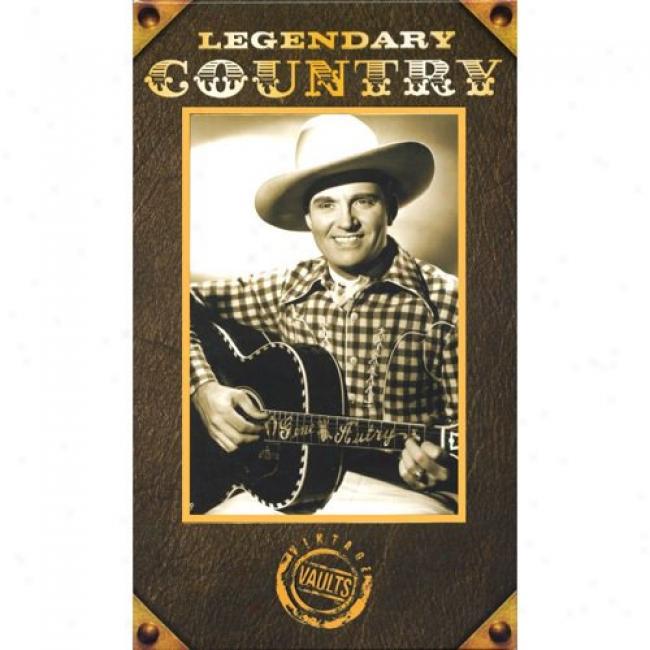 Vintage Vaults: Legendary Country (4 Disc Box Set)