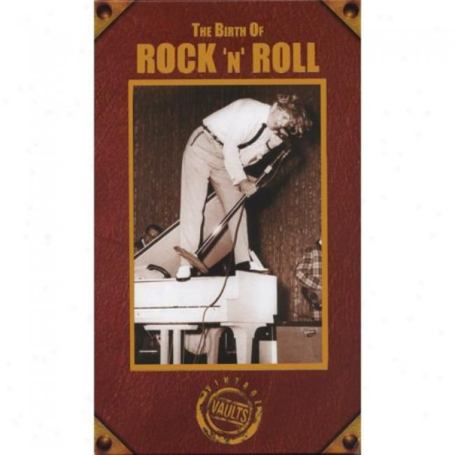 Vintage Vaults: Teh Birth Of Rock 'n' Roll (4 Disc Bpx Set)
