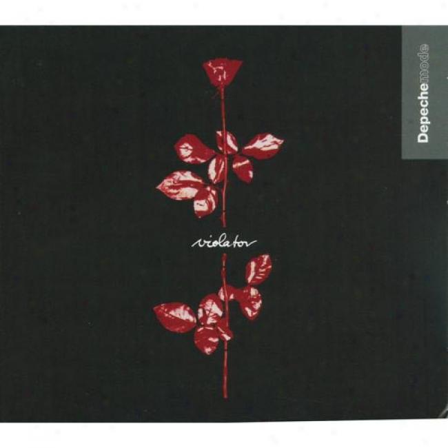 Violator (deluxe Editioj) (inlcudes Dvd) (digi-pak) (cd Slipcase) (remaster)